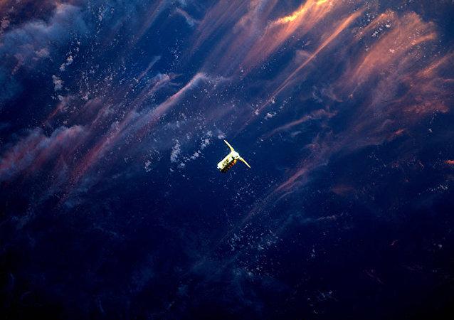 un engin appelé Cygnus
