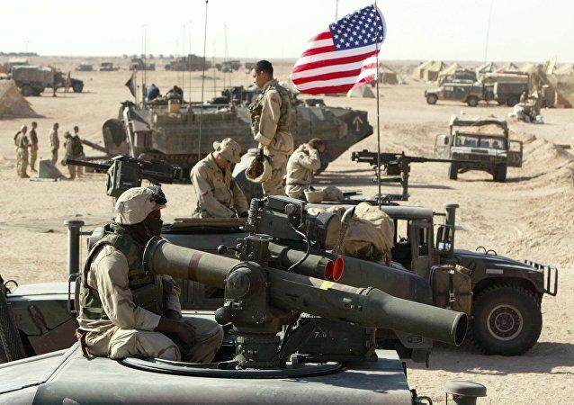 Les commandos de l'US Marine Corps
