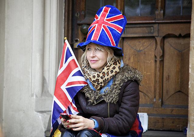 Une Britannique