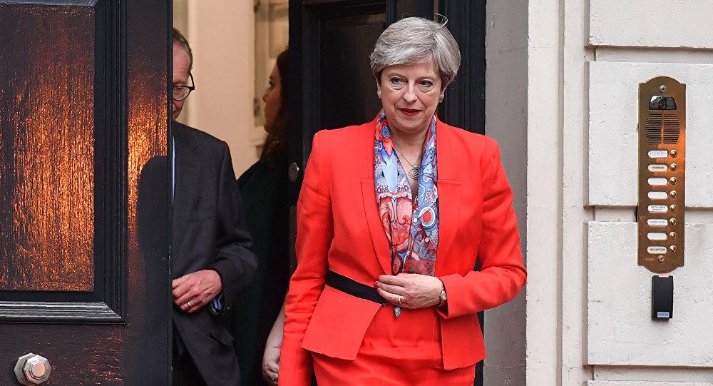 Theresa May annonce la composition d'un nouveau gouvernement