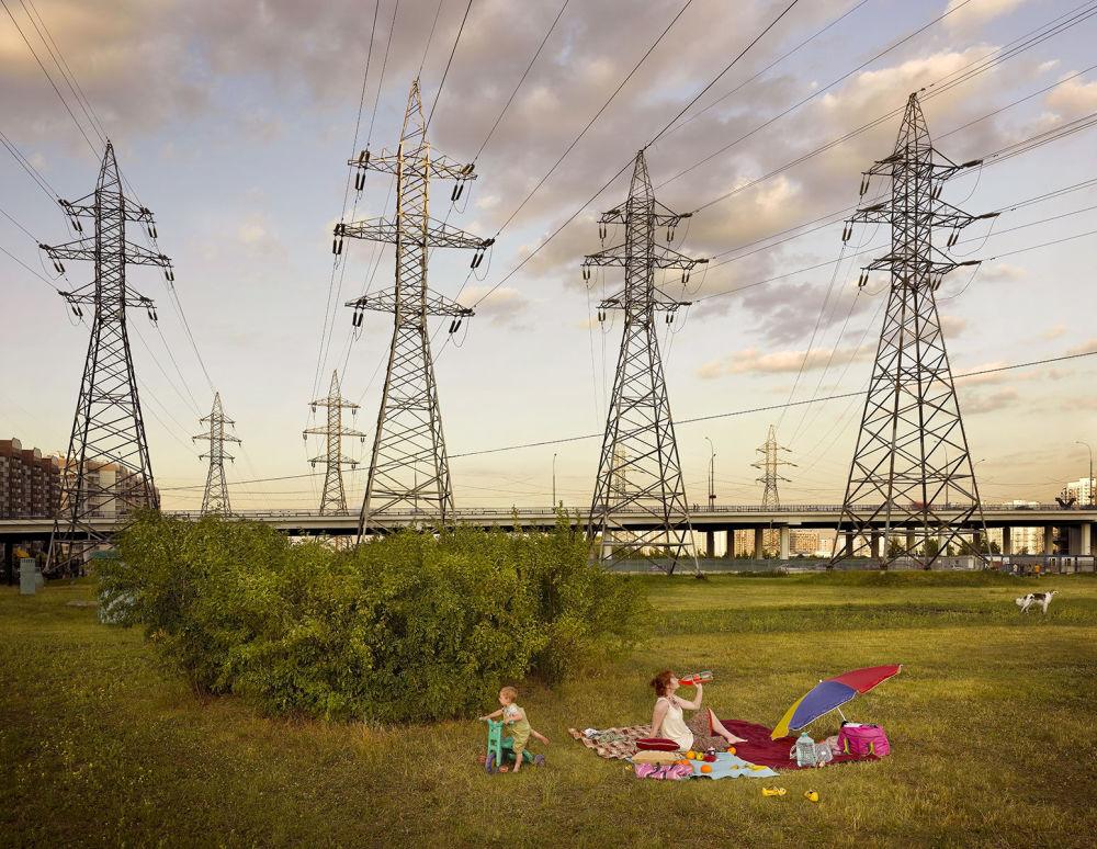 Russian Fairy Tales: la Russie vue par un photographe allemand