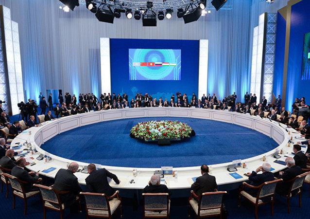 Le Sommet des chefs d'États de l'Organisation de coopération de Shanghai (OCS)