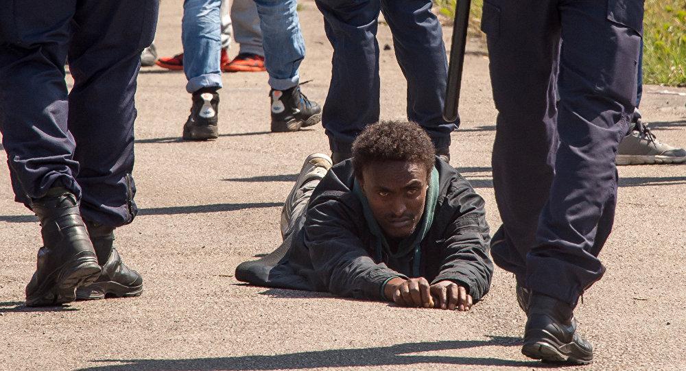 Migrants à Calais: