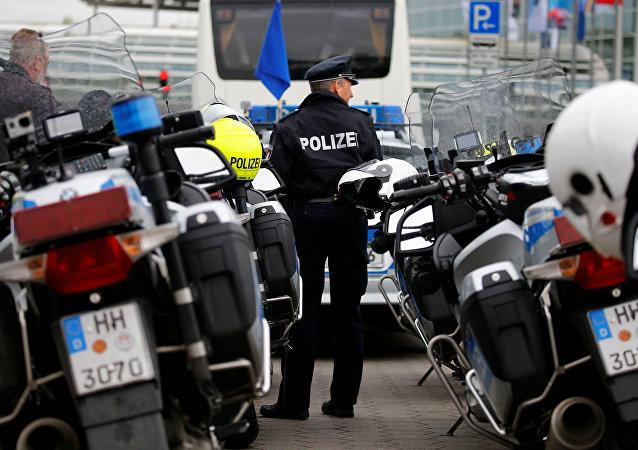 Un Allemand arrêté pour avoir planifié une attaque pendant le G20