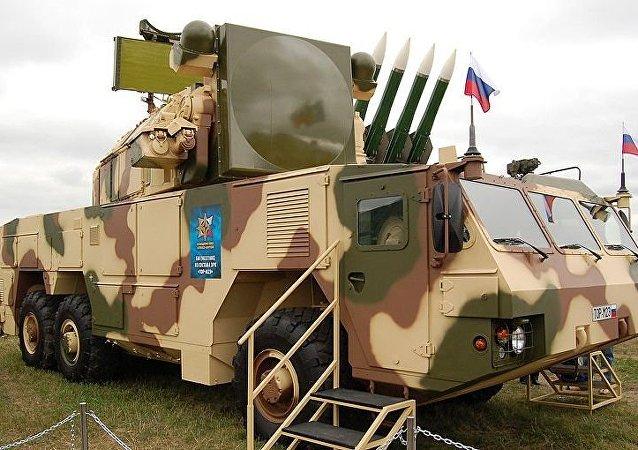 Un nouveau système anti-aérien Tor-M2 créé en Russie