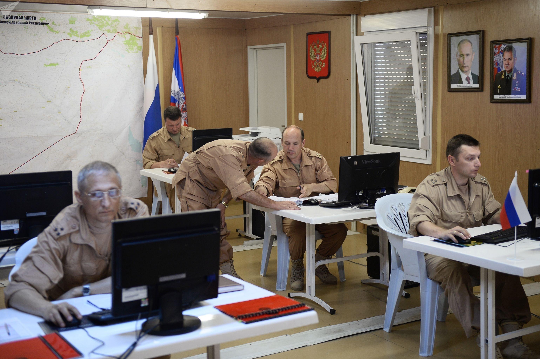 Le Centre pour la réconciliation des parties en conflit en Syrie