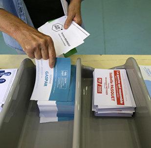 Législatives en France