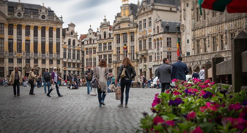 Bruxelles, Belgique, photo d'illustration
