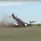 Crash d'un chasseur lors un airshow