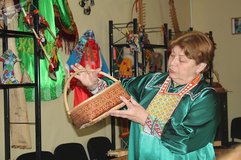 L'ethnotourisme à Iougra