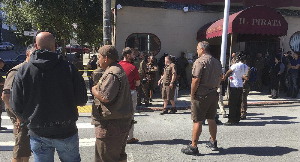 Quatre morts dans une fusillade à San Francisco