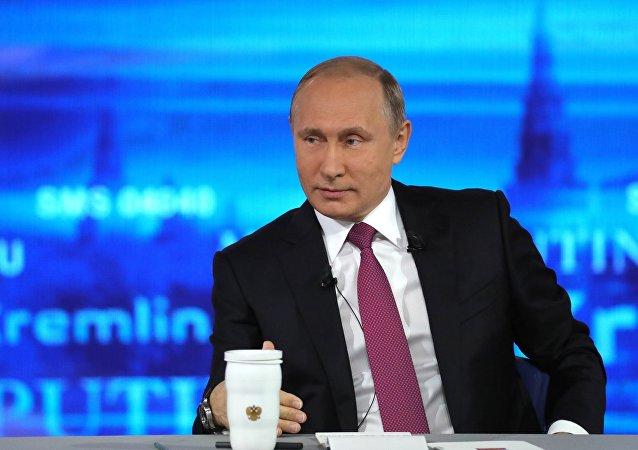 Poutine: «La Russie pour la liberté sur Internet, mais contre l'impunité»