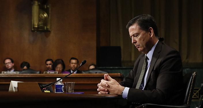 James Comey, ex-chef du FBI