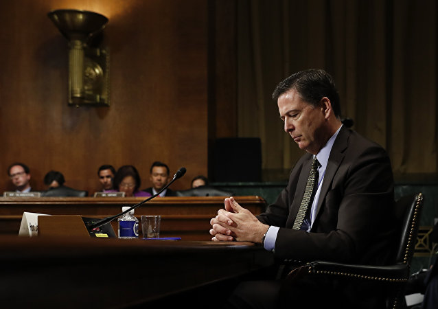 James Comey, ex-chef du FBI