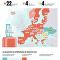 L'Europe sans frontières: où vont aller les Ukrainiens?