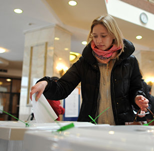 les élections russes