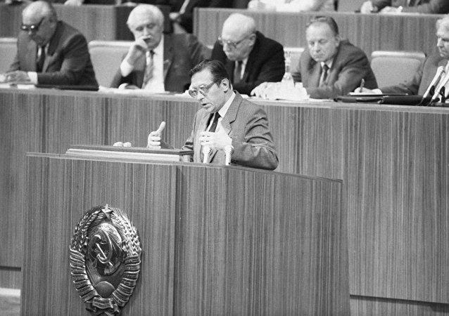 le Politburo sous l'URSS