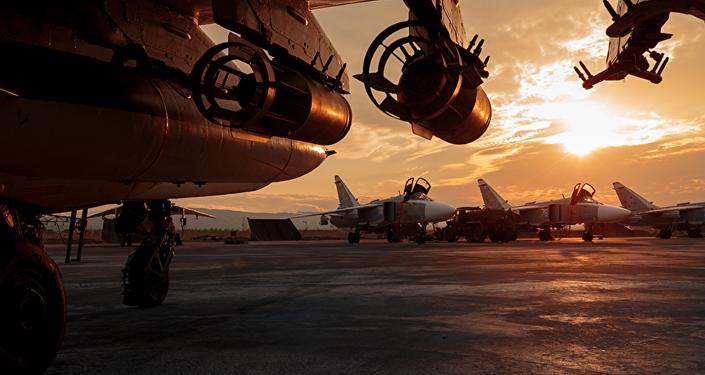 Avions russes en Syrie