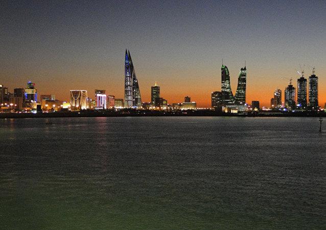 Manama, capitale bahreïnie