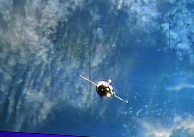 Le cargo Progress MS-05 s'arrime à l'ISS