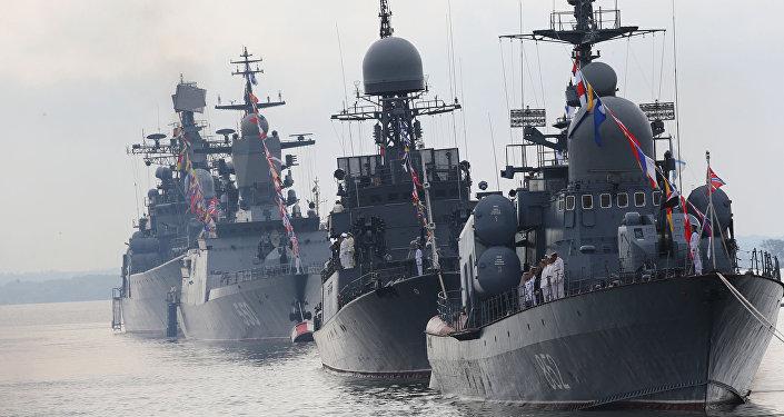 La Marine militaire russe recevra 40 nouveaux navires en 2017