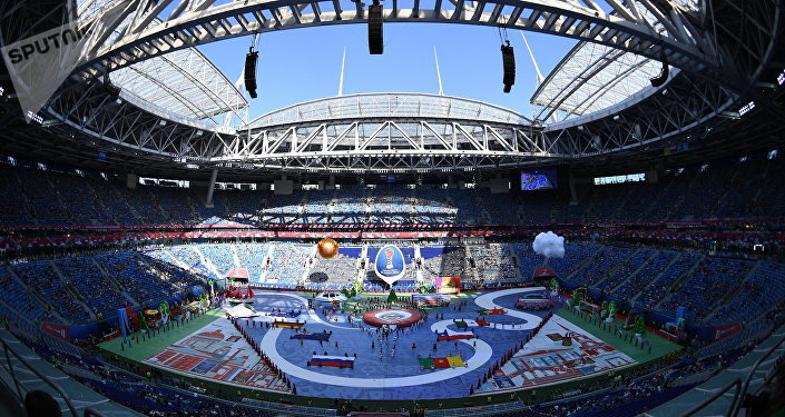 Coupe des Confédérations: le système Fan ID prouve son efficacité