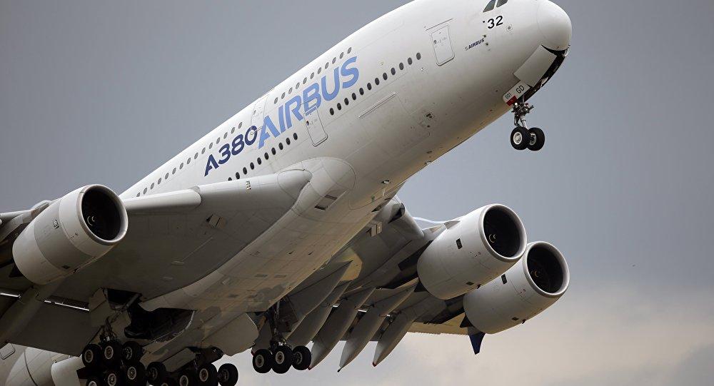 En quête d'excellence: Airbus présente son tout nouveau A380plus