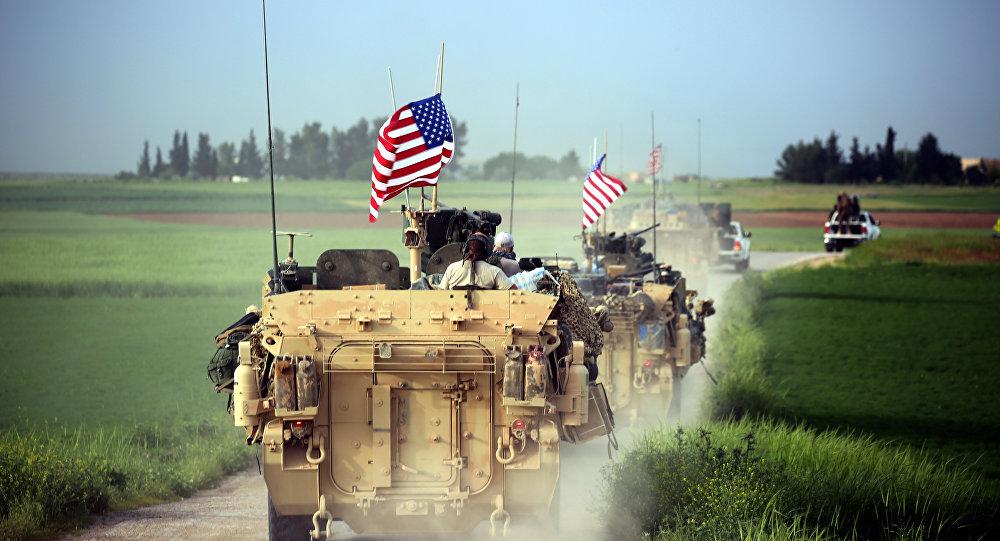la coalition des Forces démocratiques syriennes soutenues par les États-Unis