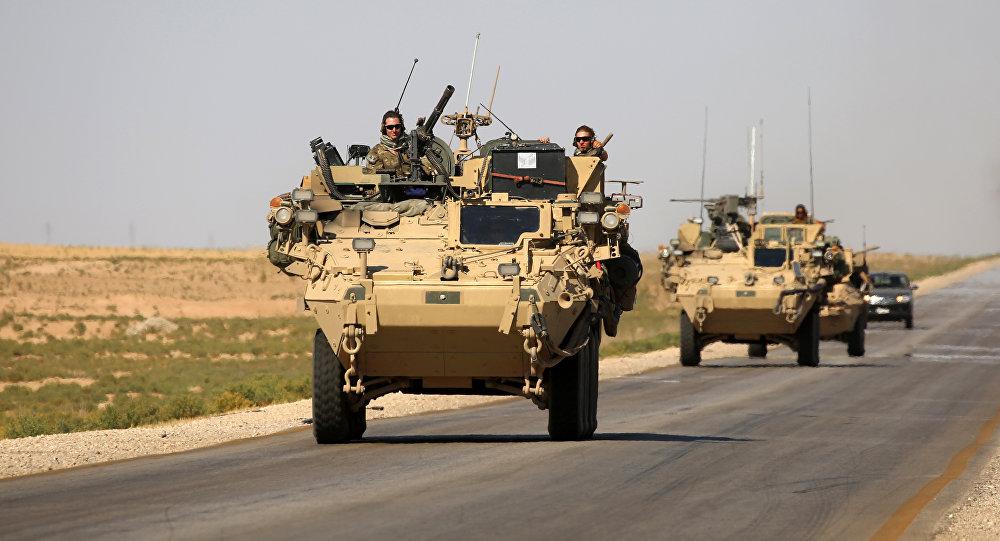 Les USA livrent 90 camions d'armes à l'opposition syrienne