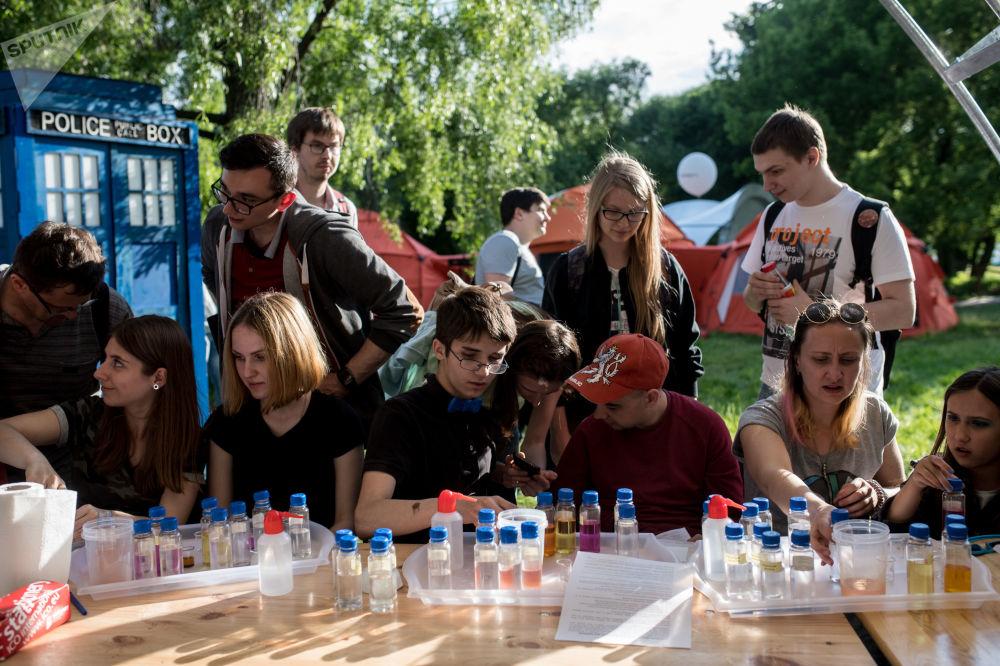 «Kaspersky Geek Picnic 2017»: un festival de la science, des technologies et des arts