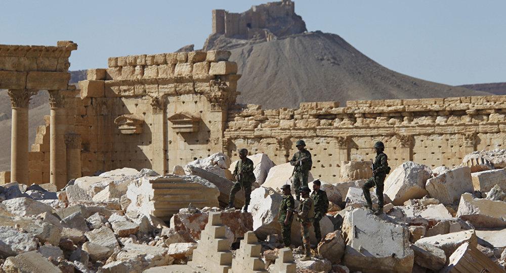 L'armée syrienne reprend le contrôle d'une station de pompage de pétrole près de Palmyre