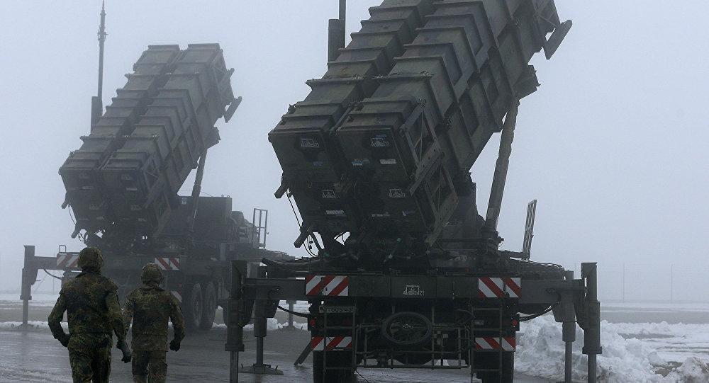Système antimissile Patriot
