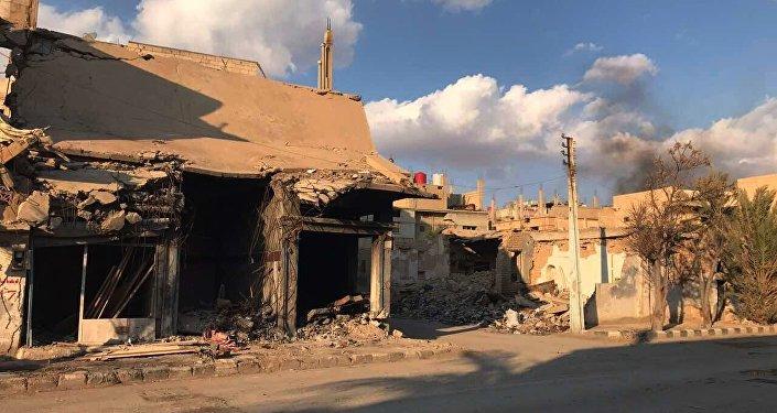La Russie accuse Israël d'avoir attaqué une base aérienne gouvernementale — Syrie