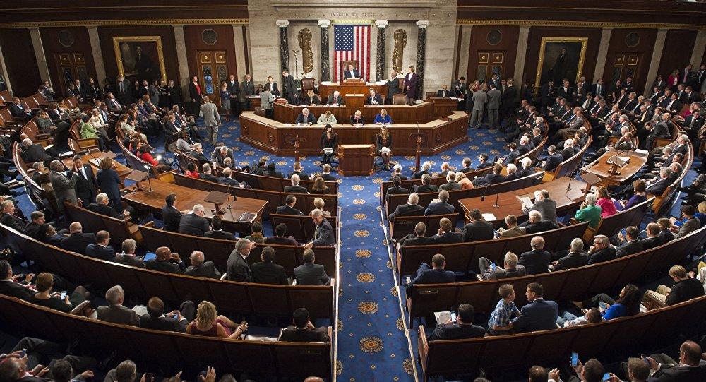 Chambre des représentants des États-Unis