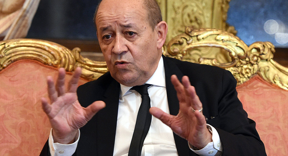 La France ne cherche ni l'isolement ni l'affaiblissement de la Russie