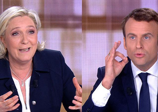 La levée de l'immunité de Marine Le Pen renforcerait les positions de Macron