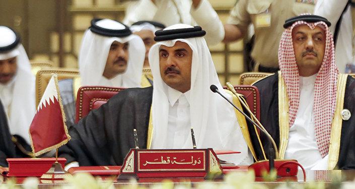 Tamim bin Hamad Al-Thani