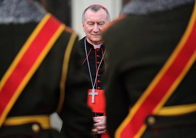 cardinal Parolin