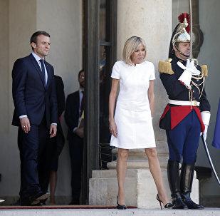 Brigitte Macron, nouvelle icône de style