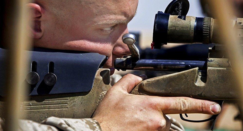 Un sniper tue un islamiste à plus de 3 kilomètres de distance