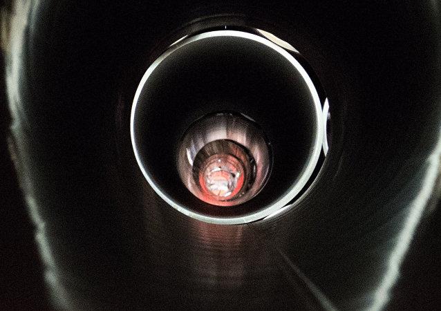 Tubes pour le gazoduc Nord Stream 2