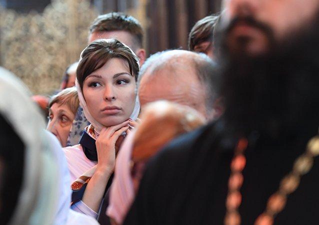 Un million de fidèles se sont recueillis devant les reliques de St-Nicolas à Moscou