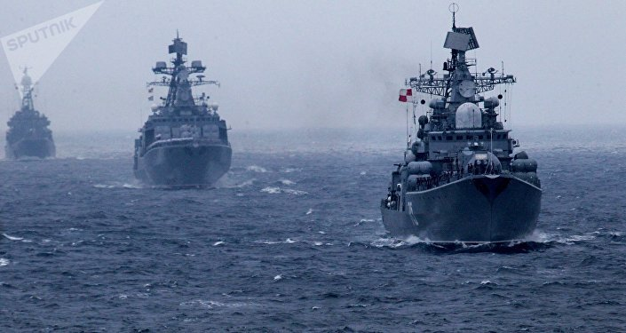 L'exercice maritime baptisé Joint Sea-2016