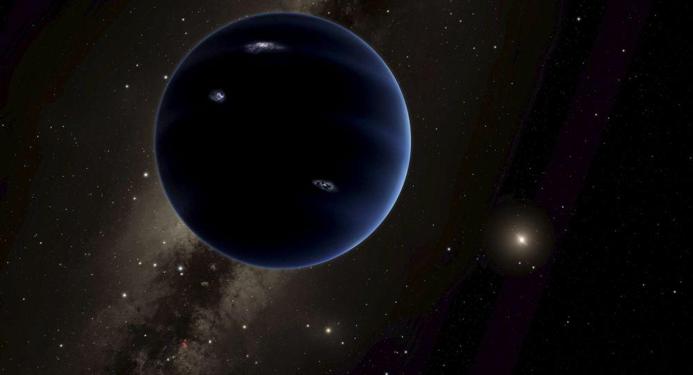 La supposée planète 9