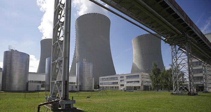 La centrale nucléaire tchèque de Temelin