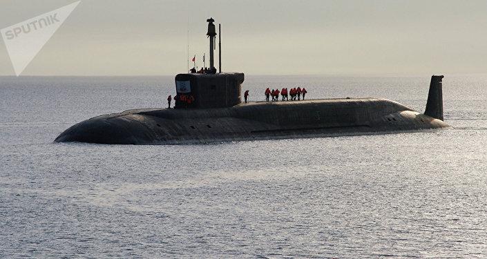 Sous-marin nucléaire Iouri Dolgorouki