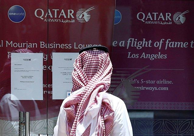 Crise du Golfe: à son tour, le Qatar suspend ses vols vers ses voisins