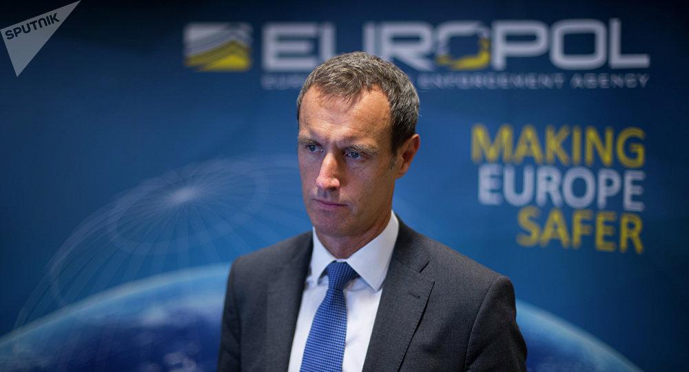 directeur d'Europol Rob Wainwright