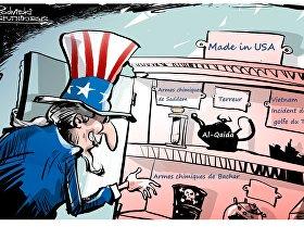 Washington accuse Assad de préparer une nouvelle attaque chimique