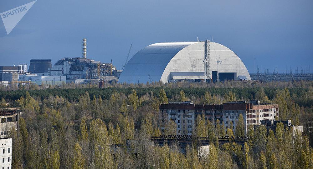 la centrale nucl aire de tchernobyl touch e par le virus informatique petya sputnik france. Black Bedroom Furniture Sets. Home Design Ideas